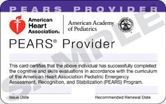 AHAペアーズ/PEARSプロバイダーカード
